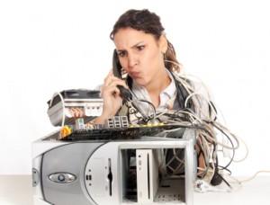 Nevolejte zbytečně opraváře PC