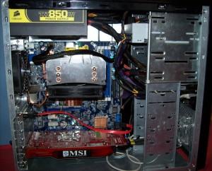 Počítačová skříň