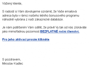 SPAM Email 2